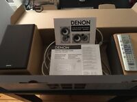 Denon compact system UD-M30 like new