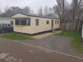 Pre loved Static Caravan for sale on the beautiful 5* Rockley Park, Poole Dorset. Owners only Club