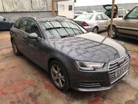 Audi A4 Avant 2.0 TFSI Sport Avant S Tronic 5dr £17,995 p/x welcome 1 YEAR FREE WARRANTY, NEW MOT