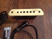 LR Baggs M1 Soundhole Acoustic Guitar Pickup
