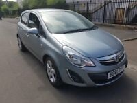 2011 Vauxhall Corsa Sxi 1.2 / 5 Door /1 Yrs MOT / Excellent Condition - Cheap tax and insurance