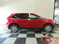 2010 Ford Edge LIMITED/AWD/PANORAMIC SUNROOF/LEATHER