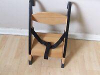 Handysitt booster seat/highchair