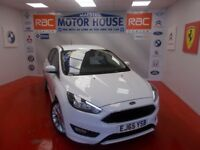 Ford Focus ZETEC S(SAT NAV)(£20.00 ROAD TAX) FREE MOT'S AS LONG AS YOU OWN THE CAR!! 2015