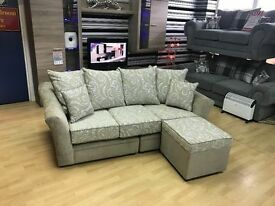 brand new corner sofa as in picture brand new