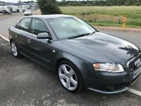 AUDI A4 2.0 TDI S LINE FULL LEATHER SERVICE HISTORY SWAP PX