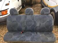 Ford transit crew cab seat