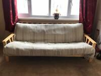 Double Futon / guest bed / sofa bed / sofabed/sofa