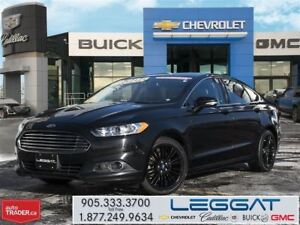 2013 Ford Fusion SE/Nav/Leather/Roof/1 Owner