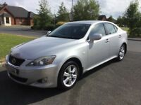 "08 LEXUS IS 220D ""FULL MOT"" P/EX WELCOME"