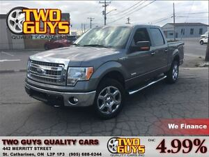 2014 Ford F-150 XTR ECOBOOST SUPERCREW 4WD TOW PACKAGE