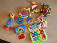 Toy bundle (batteries included)
