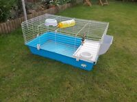 Ferplast rabbit 120 Guinea pig or rabbit indoor cage
