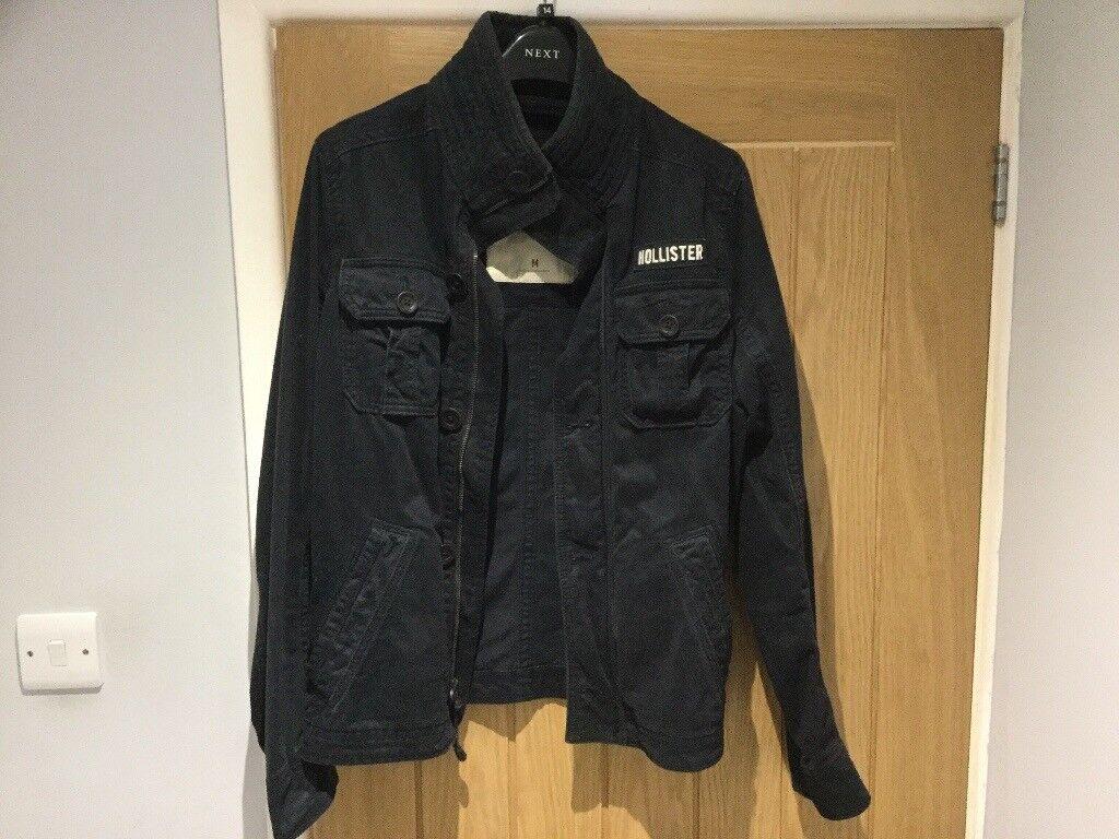 Men's Holister Jacket