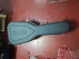 Crafter Electroacoustic Guitar with Yamaha case