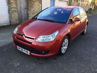 2006 Citroen C4 2.0 HDi 16v VTR+ 5dr Automatic Full Service History @07445775115@ 07725982426@