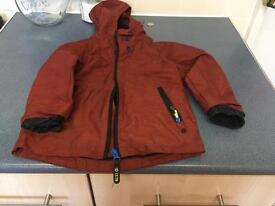 Next boys waterproof coat