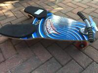Fusion Shark Spinner Knee board