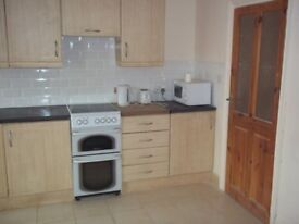 Room to let in nice flat near beach