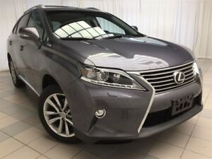 2015 Lexus RX 350 Touring Navigation Pkg: 1 Owner, Fully Service