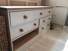 Chest of drawers - draws broken