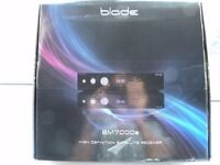 Blade BM 7000s High Definition satellite receiver