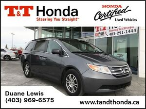 2013 Honda Odyssey EX-L *Backup Camera, Sunroof, Keyless Entry