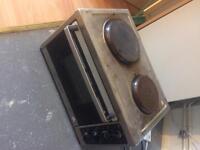 Morphy Richards oven hob