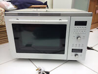 Neff Combination microwave built in oven.