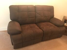 Sofology recliner sofa and armchair