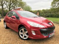Peugeot 308 HDI Sport *Watch Video* 73k *Reserved* New MOT and Service Cruise Control and Warranty