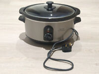 Slow Cooker 3.5Ltr Lakeland
