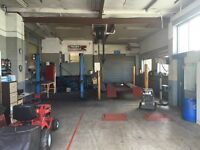 Fully Equipped Garage Workshop to Rent