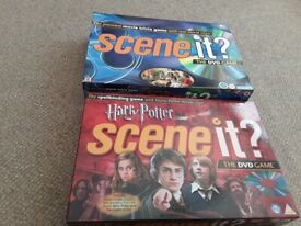 Scene it? The DVD game ×2.