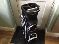 Wilson Staff cart bag, brand new