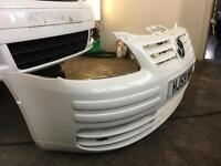 Vw caddy bumper 2010