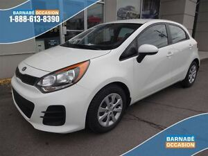 2016 Kia Rio LX + AUTOMATIQUE - BLUETOOTH