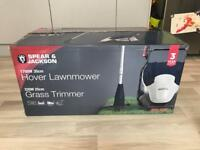 Brand New Never Been Used Lawnmower still in box