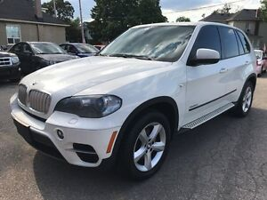 2011 BMW X5 35d/DIESEL/7 SEATS/SAFETY/ WARRANTY INCLUDED