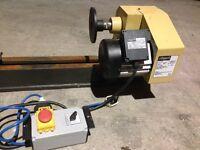 Wood Turning Lathe - Scheppach DMS 1100