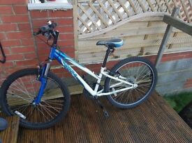 Apollo Ladies/Teenagers Mountain Bicycle in very good condition