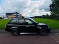 2007 (57) RANGE ROVER SPORT 3.6 TDV8 HSE AUTO (FULLY LOADED) / MAY PX OR SWAP