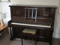 Piano, fully restored in lovely condition