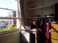 Large, sunny, single room. Quiet street, Totterdown. £420pcm