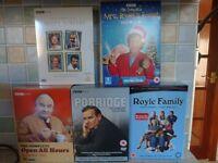DVDS TV COMEDY BOX SETS