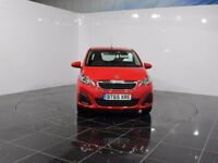 PEUGEOT 108 ACTIVE (red) 2016