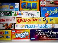 Will buy board games from you