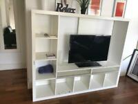 Tv stand & shelfs