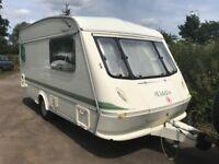 Elddis Mistral XL 2 Birth Touring Caravan, Many Extras