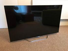 LG 49-inch 4K Ultra HD 3D TV model 49UB850V